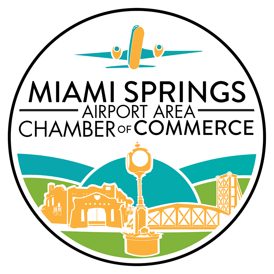 Miami Springs/Airport Area Chamber of Commerce Logo